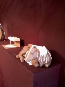 Oriol Texidor in Galerie van der Vlist