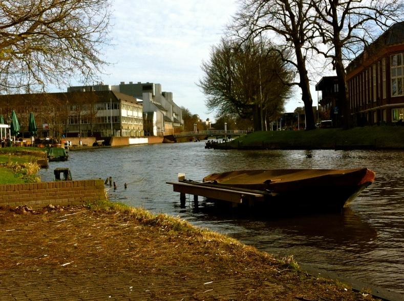 parkje Leiden Aingel