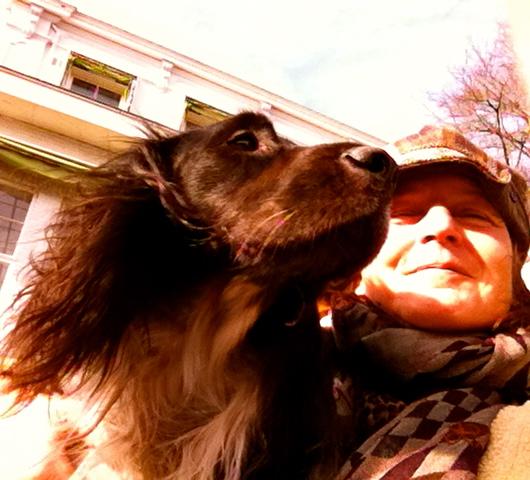 hond en baas lijken op elkaar