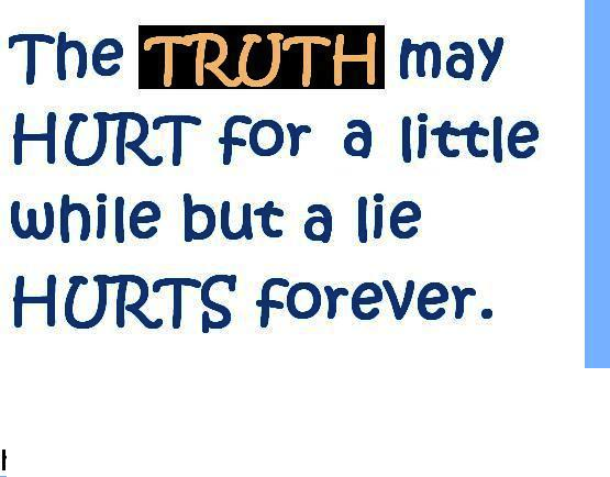 truth/lie