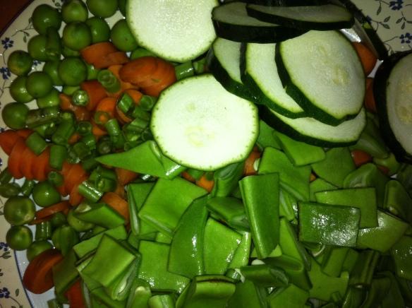 Thaise aubergine