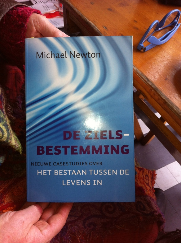Michael Newton, zielsbestemming
