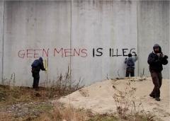 GEEN MENS IS ILLEGAAL