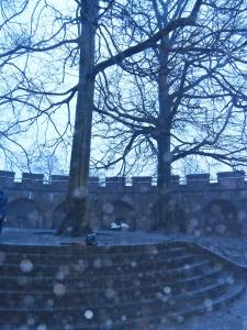 Orbs, lichtbollen, ceremonie, Leiden, heksjes, december 2012,