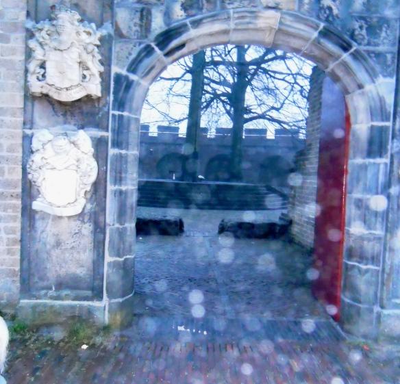 Orbs, lichtbollen, ceremonie, Leiden, heksjes, december 2012, , kristallen scherels