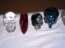 Kristallen schedelmeditatie, veld van transformatie, mannelijke en vrouwelijk in evenwicht brengen