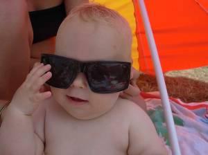 baby net bril