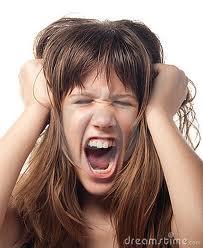 woede, boosheid, irritatie, uit je vel springen