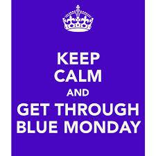 blue Monday, de meest deprimerende dag van het jaar, depri maandag