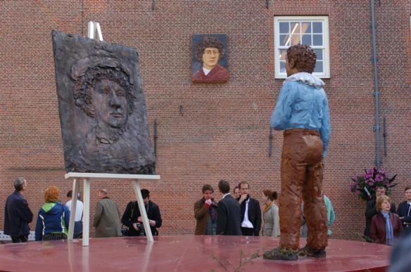 Kunstobject Rembrandtplaats 2