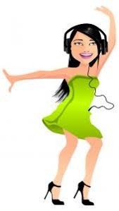dansende vrouw, dansen, dancing