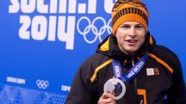 PLOEGEN ACTERVOLGING, GOUD, OLYMPISCHE SPELEN 2014, dames en heren goud, gouden medaille nederland