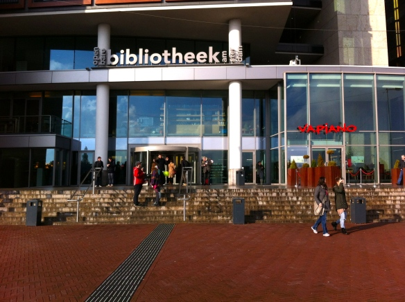 Amsterdam, openbare bibliotheek