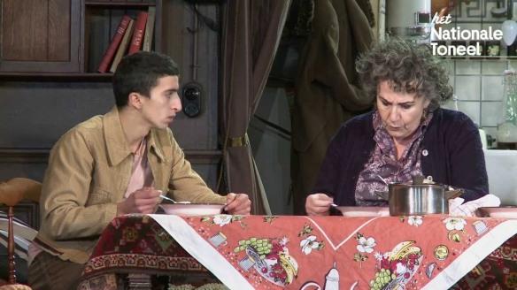 Anne Wil Blankers, Madame Rosa, Nationale Toneel