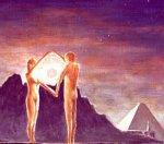 engelen, nephilim, gevleugelde vrienden, gevallen engelen, mensen en engelen, Nephilim