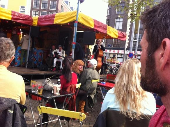 FESTIVAL NIEUWMARKT AMSTERDAM 2014, bandje