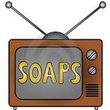 SOAP OPERA, SOAP, verslaafd aan soaps, serie, dagelijkse televisie, drama