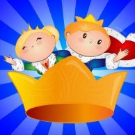 KARIKATUUR MAXIMA EN WILLEM ALEXANDER, karikaturen, koning en koningin