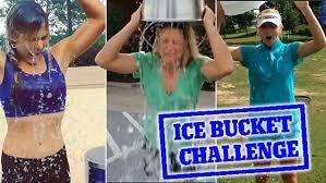 ICE BUCKET CHALLENGE, BAK IJSWATER IN JE GEZICHT