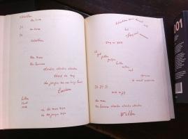 Paul van Ostaijen, verzameld werk, kleur, niet uitgegeven, Bert Bakker