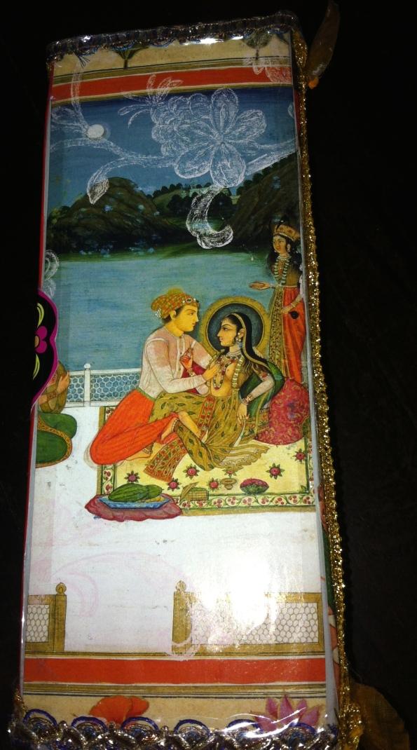wensdoos, Indiase prins en prinses