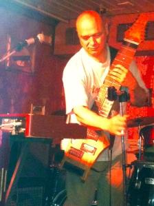 Galactic Grooves, Rik van Boeckel, trommelen, drummen, percusionist, Tjeert Klapwijk, Ron Baggerman