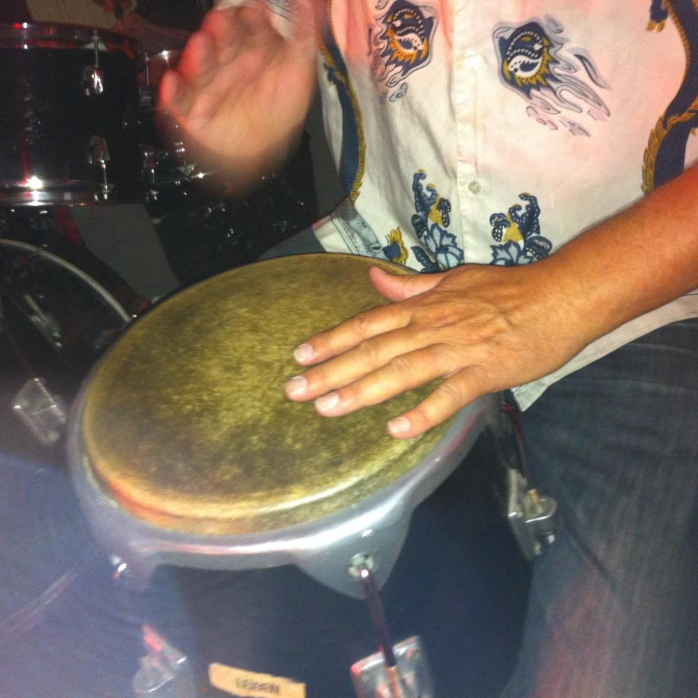 Galactic Grooves, Rik van Boeckel, trommelen, drummen, percusionist