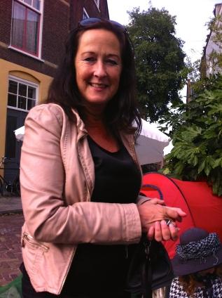 geluksroute 2014, Leiden