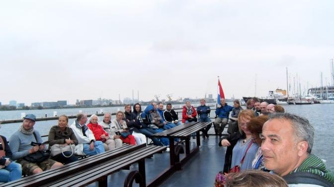 havens van Amsterdam, havensafari