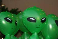 marsmannetje, groen mannetje, groene piet