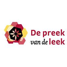 PREEK VAN DE LEEK