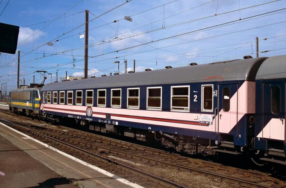 Bergland Express, internationale treien, ski-treien