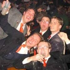 Lullo's, Jiskefet, corpsballen, ballen, dronken studenten, uitspraken van dronken studenten, bezopen kerels, lallende ballen