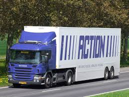 acvtion vrachtwagen, goedkoop, kost niks,