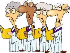 koorzang, koor, zingen met elkaar is fijn,