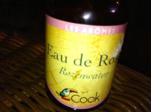 rozenwater, aqua rosa
