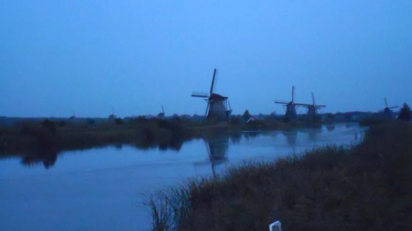 molens van Kinderdijk, Windmill of Kinderdijk, werelderfgoed