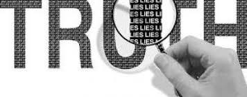 truth, lies
