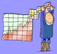 Statistiek, presentiegegevens , statistisch bewijs,  cartoon, grap