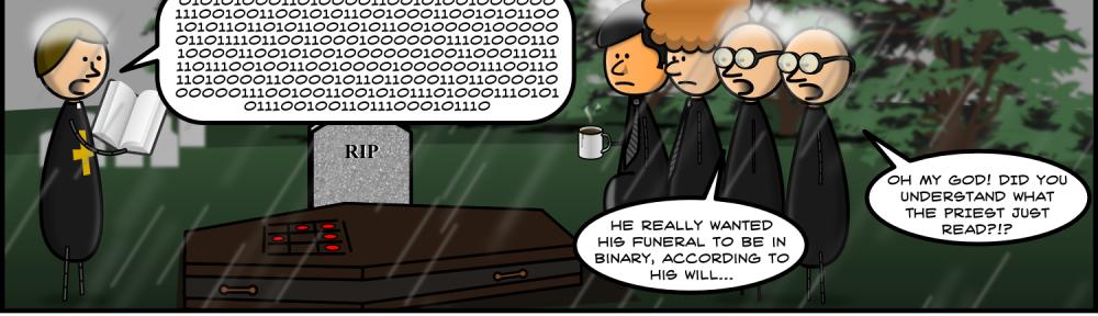 dance of death, DOOD, CREMATIE, comic, death, grap over dood, begrafenis grap,