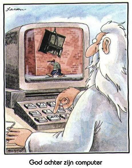COMPUTERGRAPPEN, programmeren, computerproblemen, vastlopende software,