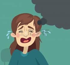 huilende vrouw, jankepit, jankerd, drama meisje