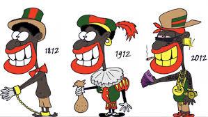 ontwikkeling in beeldvorming zwarte Piet