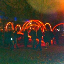 amsterdam light festival, lichtfestival, Amsterdam, lichtkunstwerken, Wertheimpark, hortus,