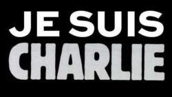 JE SUIS CHARLIE,  Charlie Hebdo, Aanslag op Charlie Hebdo, cartoons, humor, comics