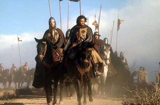 kruisridders, ridders op kruistocht