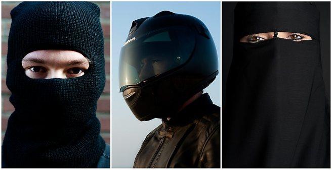verbod op gezichtsbedekkende kleding