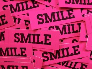 smile, smile