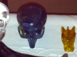 kristallen schedel, kristallen schedels  ET, aliens