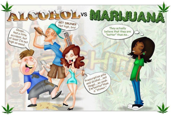 CANNABIS, comic, grap, cartoon weed,